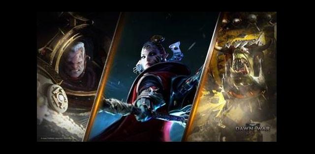 Warhammer 40,000: Dawn of War III unleashed