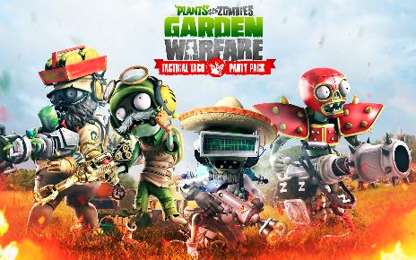 It's Tactical Taco Tuesday tomorrow for Plants vs. Zombies: Garden Warfare