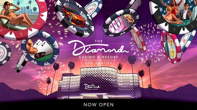 The Diamond Casino & Resort comes to Los Santos