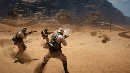 Battlefield 1 Spring Update released news image