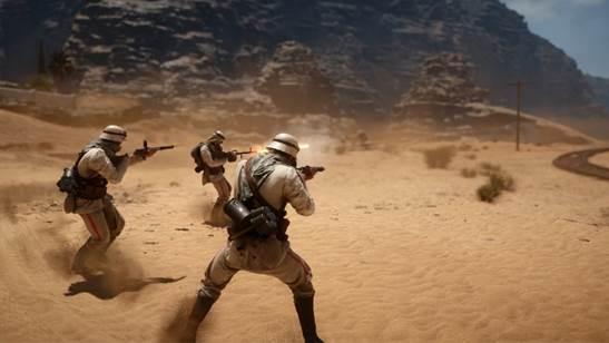 Battlefield 1 Spring Update released