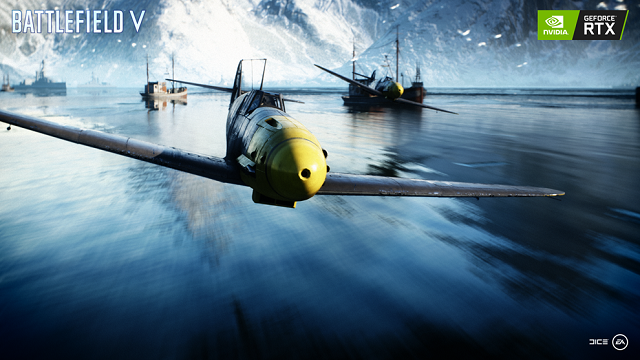 Battlefield V open beta launching in September