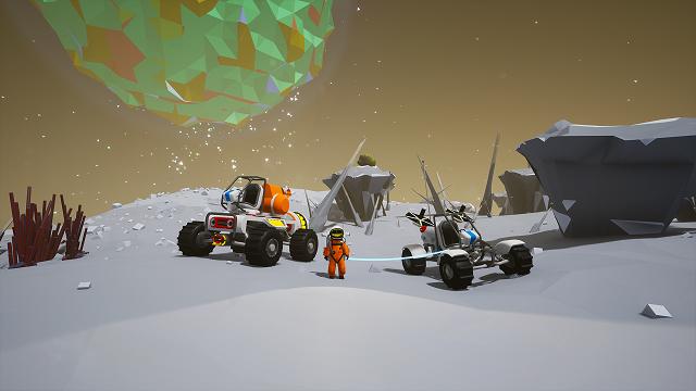 Astroneer lands in release
