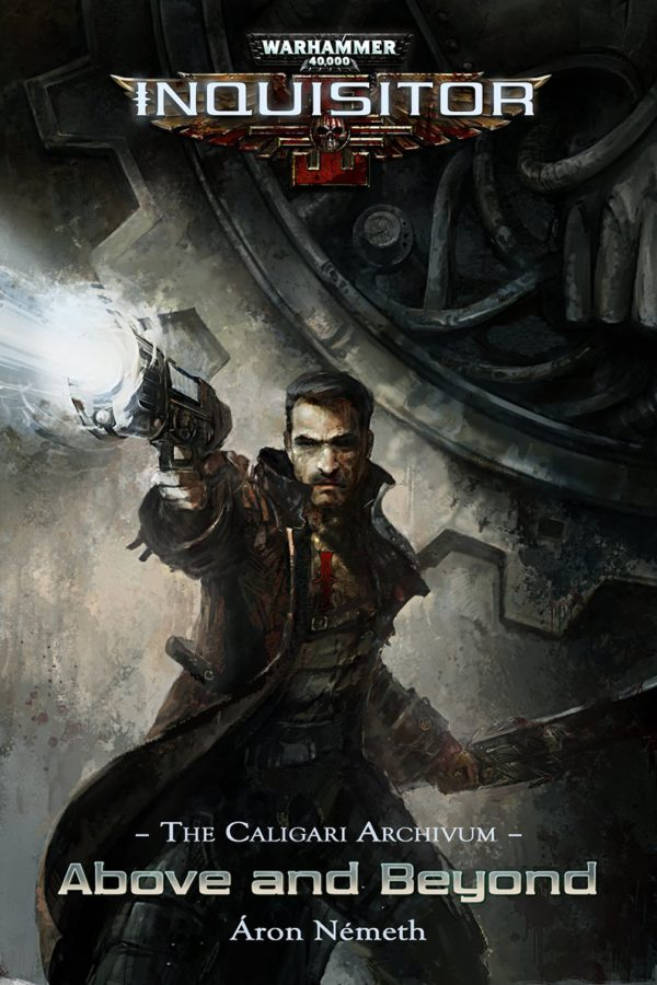 Warhammer 40,000: Inquisitor - Martyr opens the Caligari Archivum