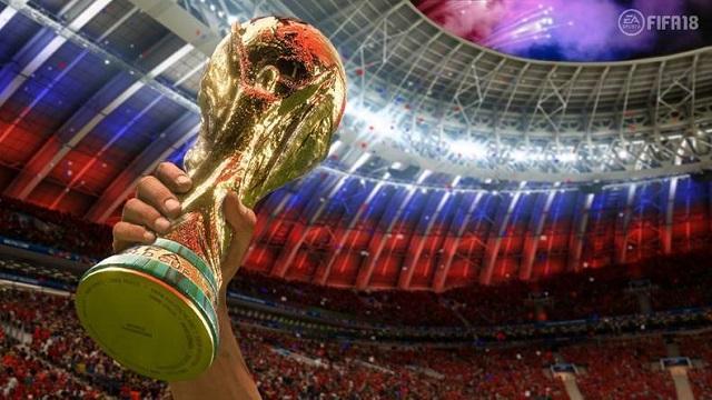 FIFA 18 getting free World Cup DLC