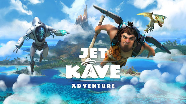 Jet Kave Adventure jets onto Steam and Xbox