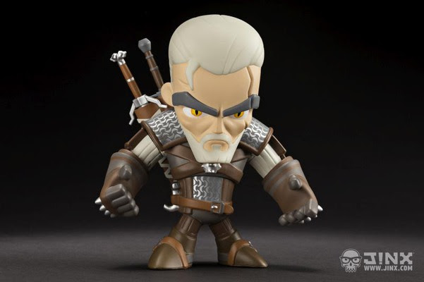 JINX to release The Witcher 3 Geralt vinyl figure