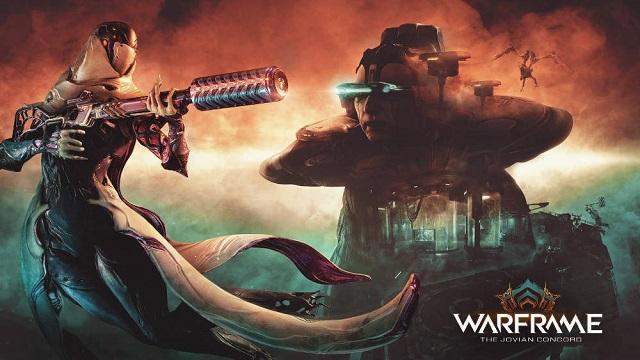 Warframe strikes The Jovian Concord
