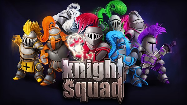 Knight Squad comes to Switch