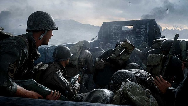 Call of Duty: WWII free trial on PC this weekend