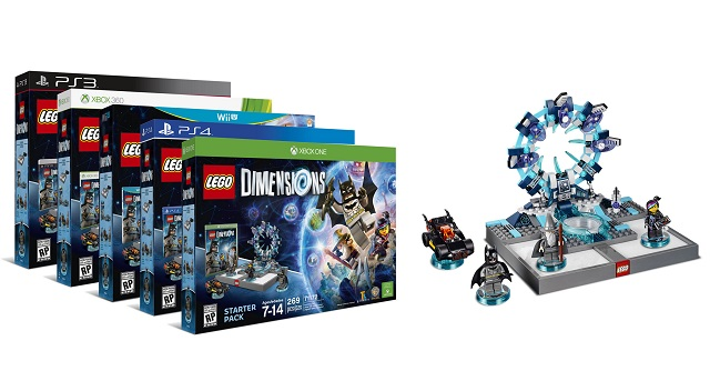 LEGO games crossing into toys to game dimension