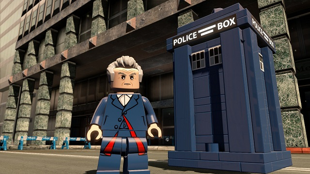LEGO Dimensions rocks the TARDIS at Comic-Con