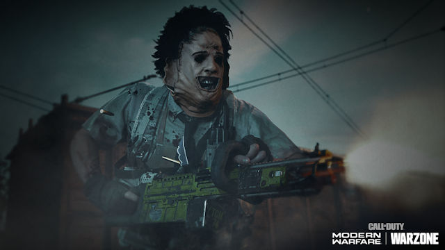 Halloween is coming to Modern Warfare