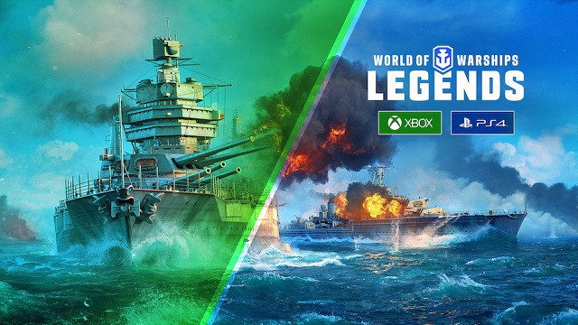 Cross-platform play coming to World of Warships: Legends