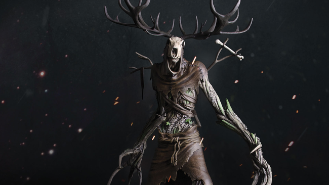 Dark Horse reveals Witcher 3 Leshen statue