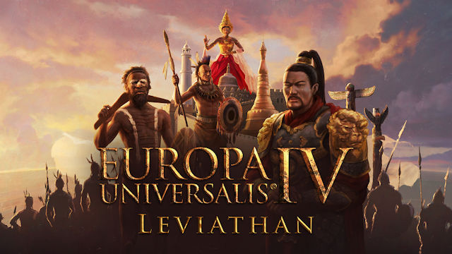 Europa Universalis IV releasing the Leviathan