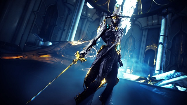 Limbo Prime lands on Warframe