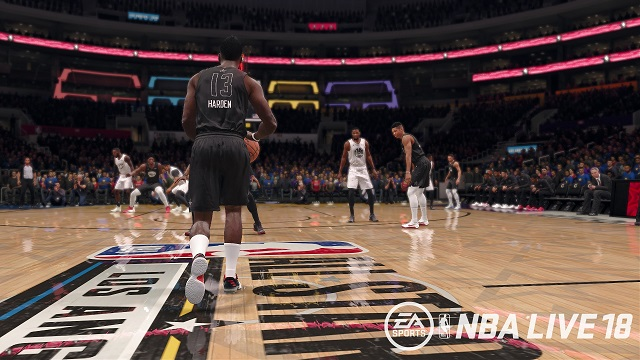 NBA LIVE 18 adds All-Star content