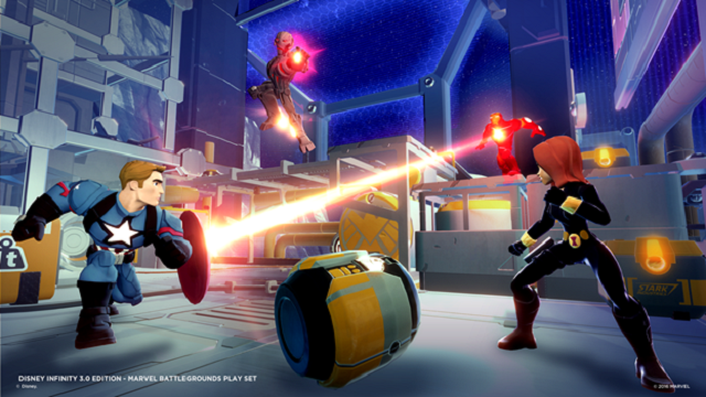 Marvel Battlegrounds comes to Disney Infinity 3.0 in March
