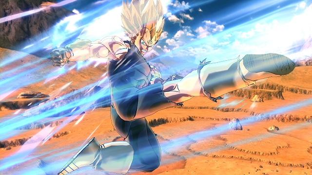 Majin Vegeta, multiplayer modes, and more revealed for Dragon Ball Xenoverse 2