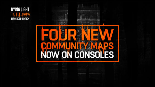 New maps released for Dying Light: The Following