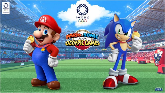 Mario and Sonic let the games begin