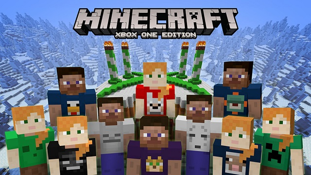 Minecraft celebrates its birthday on Xbox with free skins pack