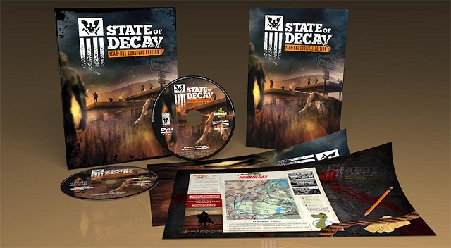 State of Decay: Year One Survival Edition lurches into stores