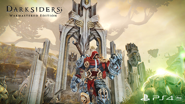 Darksiders Warmastered Edition will support PS4 Pro