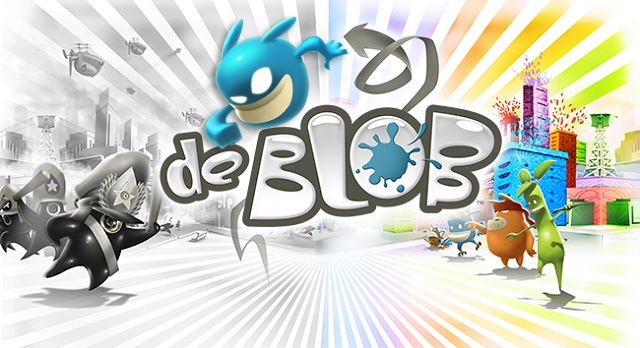 de Blob rolls onto PC