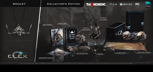 ELEX Collector's Edition and release date revealed
