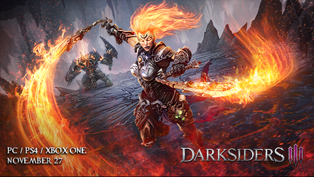 Darksiders III release date revealed