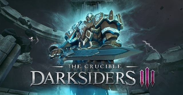 First Darksiders III enters The Crucible
