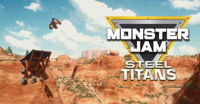 Monster Jam Steel Titans jams into release