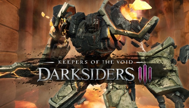 Darksiders III releases Keepers of the Void