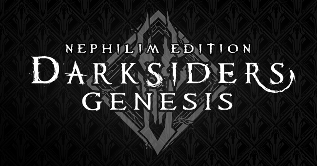 Darksiders Genesis Nephilim Edition available for pre-order