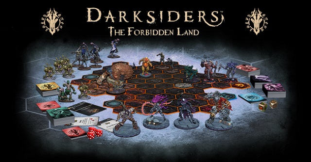 Darksiders board game details announced