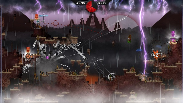 Mayan Death Robots: Arena catapults onto Xbox One news image