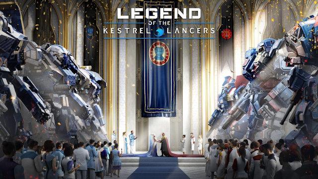 Legend of the Kestrel Lancers drops onto MechWarrior 5