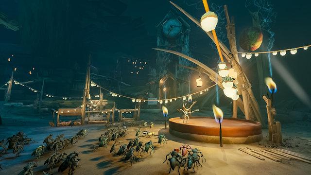 Metamorphosis demo morphs onto Steam