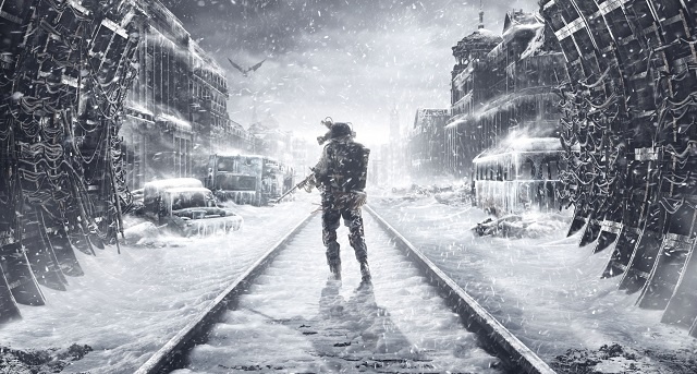 Metro Exodus exiting Steam