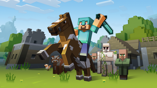 Minecraft: Xbox One Edition Favorites Pack coming to stores