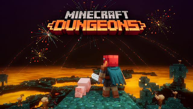 Minecraft Dungeons celebrates milestone with gifts for players