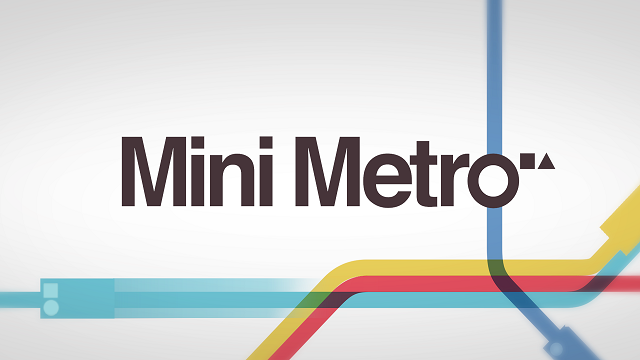 Mini Metro now serving Switch