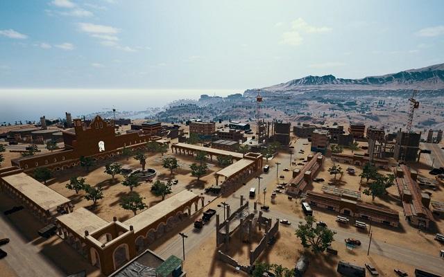 PlayerUnknown's Battlegrounds adds desert map