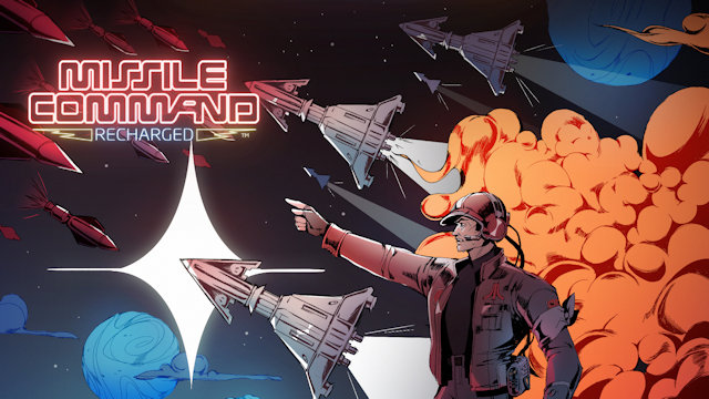 Missile Command recharging for release next week