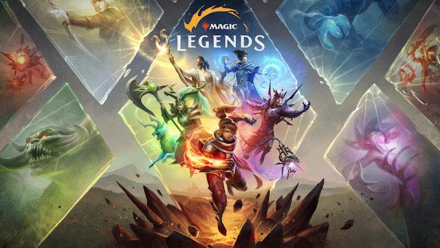 Magic: Legends launches open beta