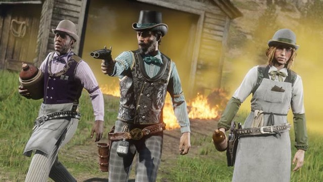 Become a Moonshiner in Red Dead Online
