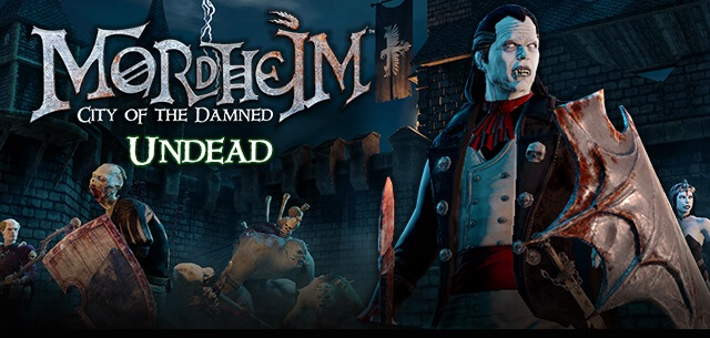Undead rise in Mordheim
