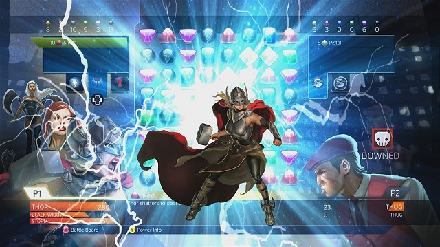Marvel Puzzle Quest: Dark Reign debuts on Xbox One